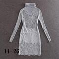 white designed dresses women sexy dress