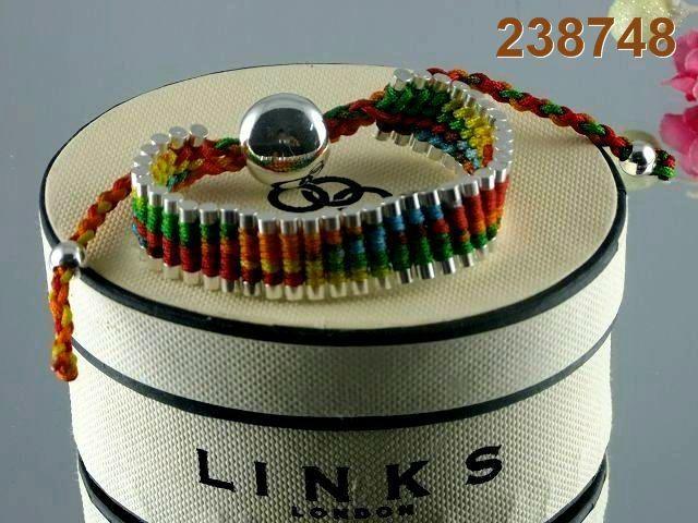 Top sale jewelries links bracelet fashion bracelts with boxes 2