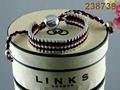 Top sale jewelries links bracelet fashion bracelts with boxes 4