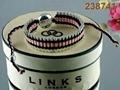 Top sale jewelries links bracelet fashion bracelts with boxes 5