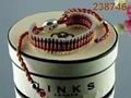 Top sale jewelries links bracelet fashion bracelts with boxes 6