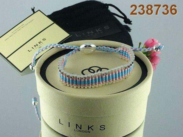 Top sale jewelries links bracelet fashion bracelts with boxes 9