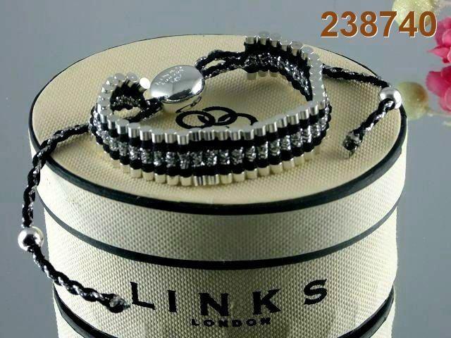 Top sale jewelries links bracelet fashion bracelts with boxes 11