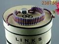 Top sale jewelries links bracelet fashion bracelts with boxes 12
