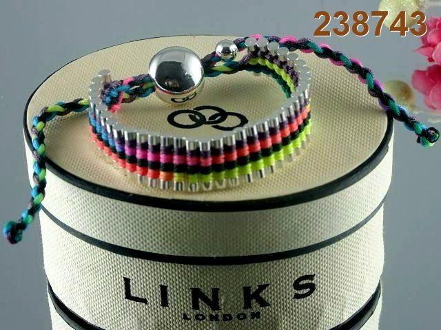 Top sale jewelries links bracelet fashion bracelts with boxes 15