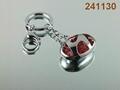 BWM keychains purse charm car brand metal  keychain