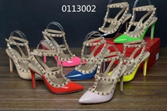Valentino women shoes Valentino footwear  pumps candy color high heels