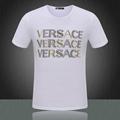 2015 Newest style burberry  t shirt men shirt versace shirt shirts short sleeves 5