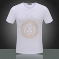 2015 Newest style burberry  t shirt men shirt versace shirt shirts short sleeves 10