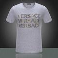 2015 Newest style burberry  t shirt men shirt versace shirt shirts short sleeves 7