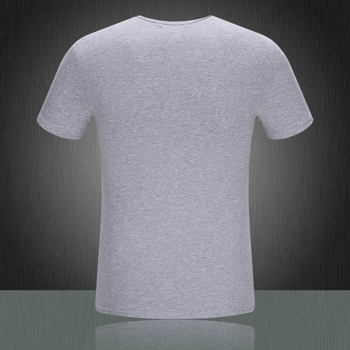 2015 Newest style burberry  t shirt men shirt versace shirt shirts short sleeves 12