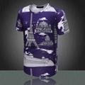2015 Newest style burberry  t shirt men shirt versace shirt shirts short sleeves 17
