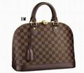 top quality  Louis Vuitton LV handbags women leather bags purse shoulderbags 5