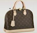 top quality  Louis Vuitton LV handbags women leather bags purse shoulderbags 4