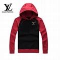 Louis Vuitton LV hoodies men hoody fashion men coat  LV hoody free shipping