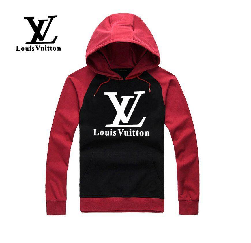 Louis Vuitton Lv Hoodies Men Hoody Fashion Men Coat Lv Hoody Free
