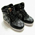 top sale kid shoes boy sport sneakers burberry shoes