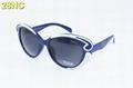 hi quality prada women men sunglasses fashion  eyeglasses spectacles blinkers
