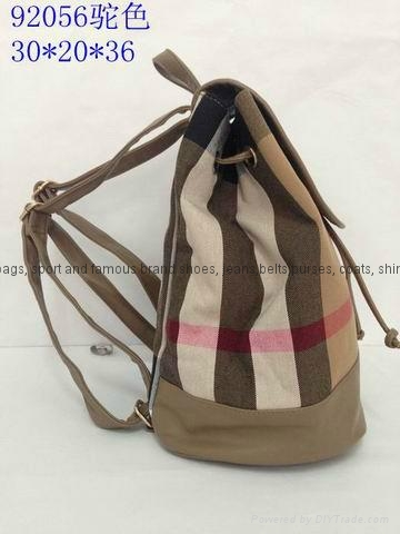 burberry backpack bags