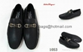 Ferragamo business shoes