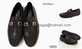 Ferragamo laofers brown shoes