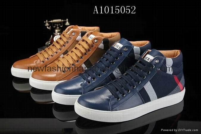 burberry high boots men boots casual sneakers