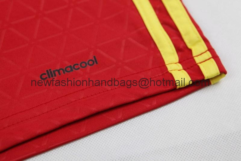 2016 European cup soccer jersey spain teams sport jerseys football jersey 6