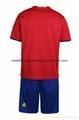 2016 European cup soccer jersey spain teams sport jerseys football jersey 8