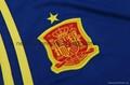 2016 European cup soccer jersey spain teams sport jerseys football jersey 9