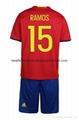 2016 European cup soccer jersey spain teams sport jerseys football jersey 14