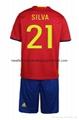 2016 European cup soccer jersey spain teams sport jerseys football jersey 15