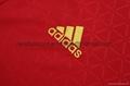 2016 European cup soccer jersey spain teams sport jerseys football jersey 17
