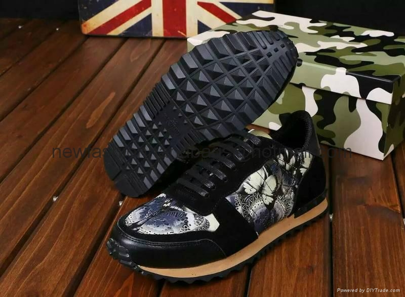 Valentino Sneaker men sneakers male shoes casual sneakers
