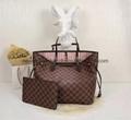 top quality  Louis Vuitton LV handbags women leather bags purse shoulderbags 8