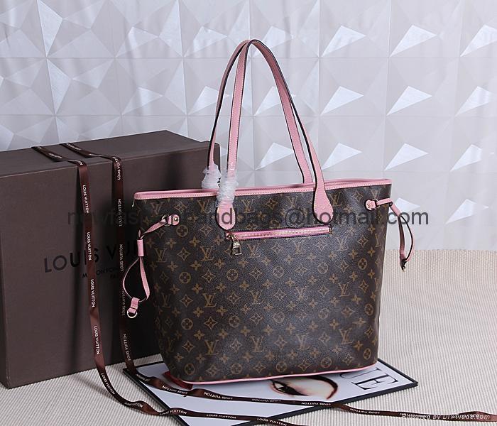 top quality  Louis Vuitton LV handbags women leather bags purse shoulderbags 9