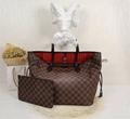 2015 newest handbags women purse LV shoulderbags