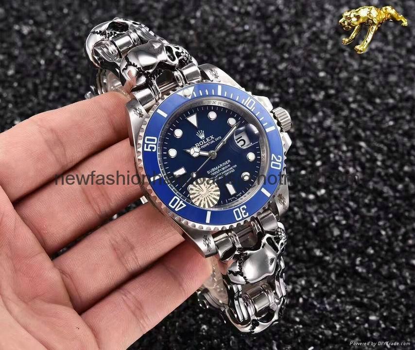 Rolex 35x35cm women Automatic watch fashion women omega watch with original box 9