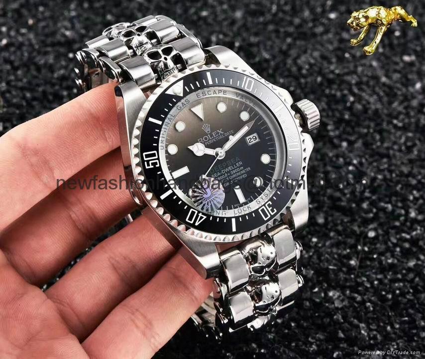 Rolex 35x35cm women Automatic watch fashion women omega watch with original box 5