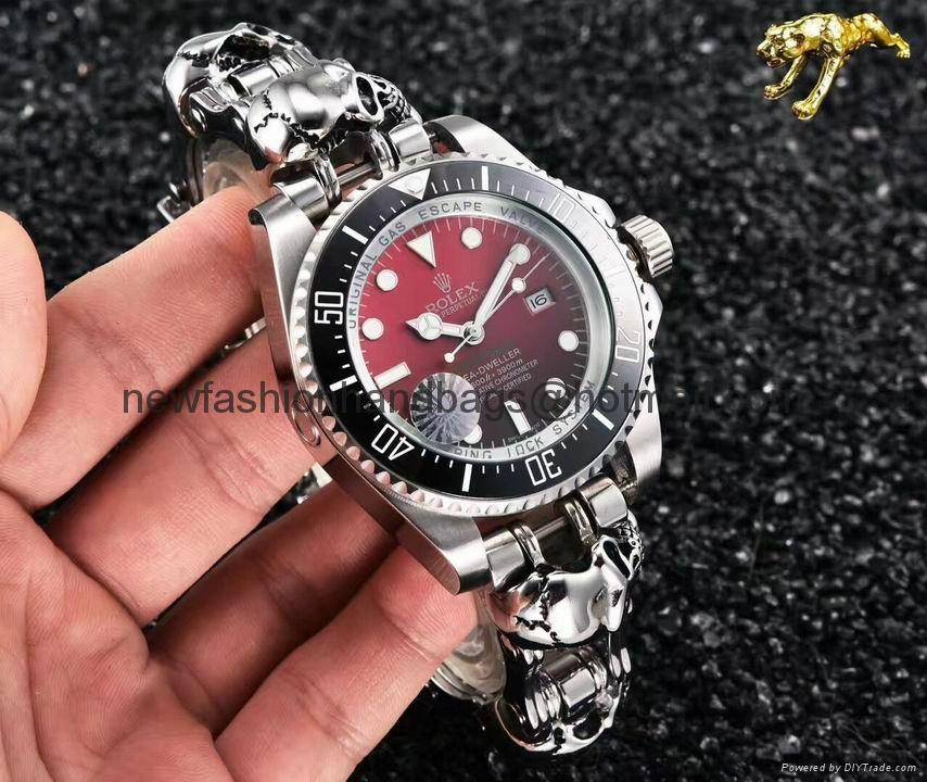 Rolex 35x35cm women Automatic watch fashion women omega watch with original box 7