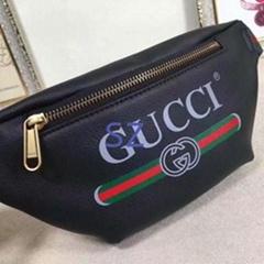 2018 NEW Gucci  waist bag men handbag gucci waist bags  women waist bag