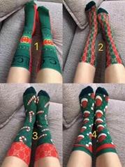Socks Dress Socks high stockings christmas socks gucci stockings gucci socks