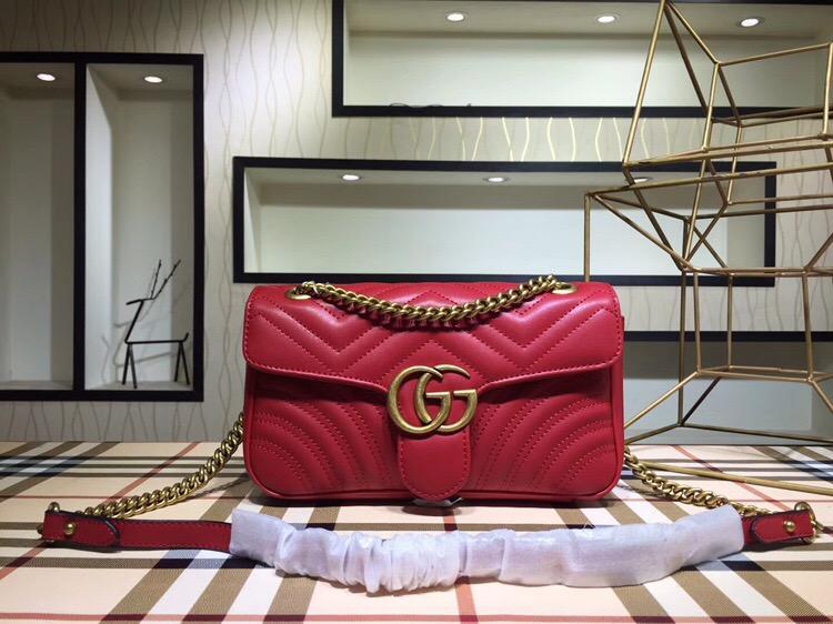 Gucci  handbags men handbag Antique gold-toned hardware  women shoulder bagss