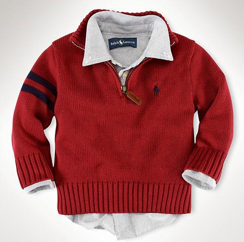 Ralph Lauren sweater Polo Sweater knitted sweater winter sweater wholesale