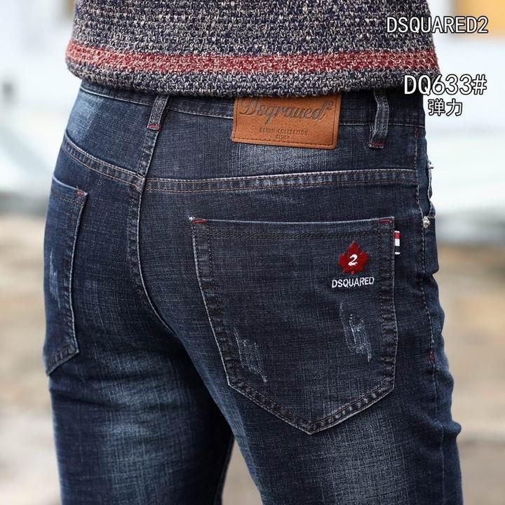 0608a5e6 Top sale DSQ men pants DSQ casual trousers fashion diesel pant DSQ jeans