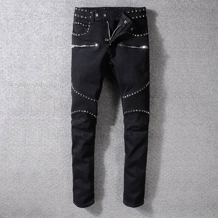 Whosale cheap balmain Mens jeans