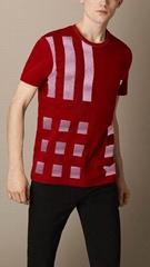 top sale T-shirt  t shirt  burberry  fitness shirt man shirts