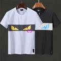 Newest style fendi  t shirt men shirt  fendi shirt shirts short sleeves 4