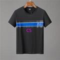 Newest style fendi  t shirt men shirt  fendi shirt shirts short sleeves 6