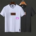 Newest style fendi  t shirt men shirt  fendi shirt shirts short sleeves