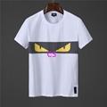 Newest style fendi  t shirt men shirt  fendi shirt shirts short sleeves 9